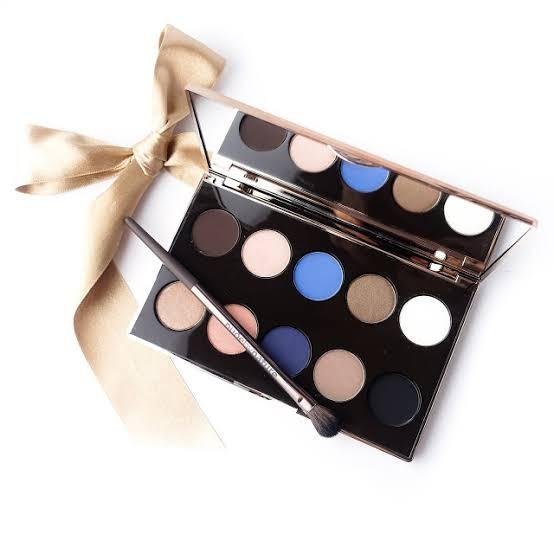 Nude By Nature Natural Wonders Eye Richly Pigmented Lumious Eyeshadow Palette Yeux