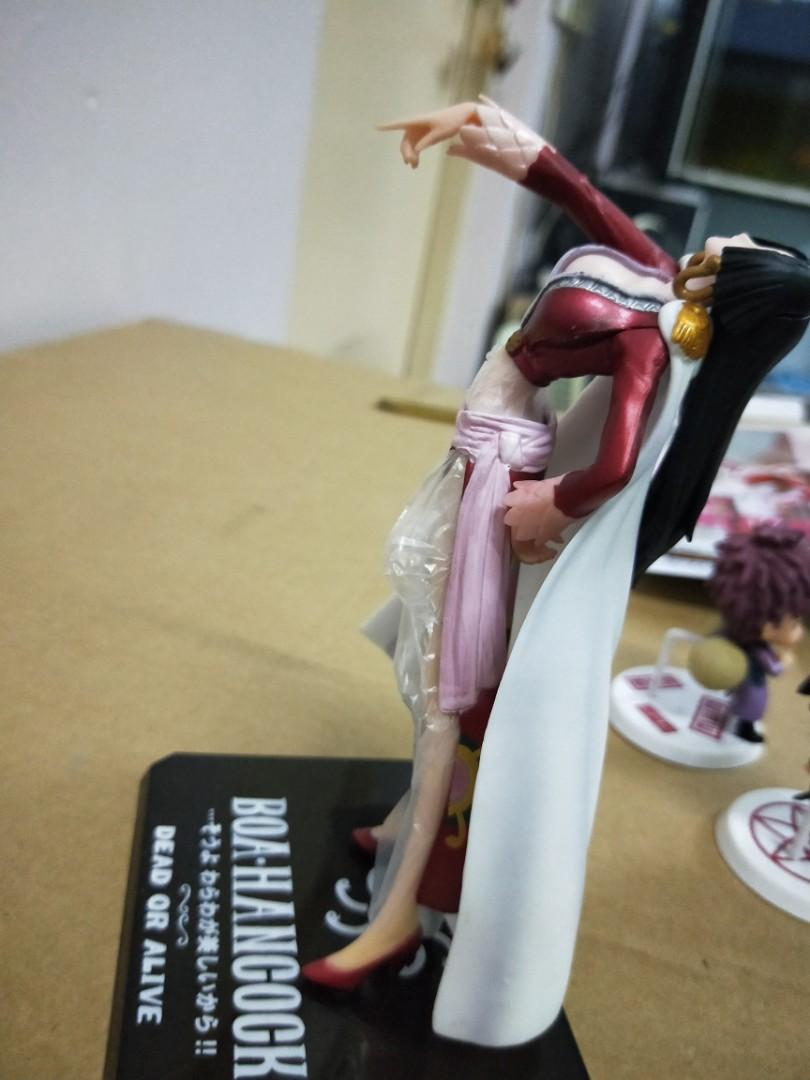 one piece boa hancock action figure 海贼王 模型 蛇姬 七武海