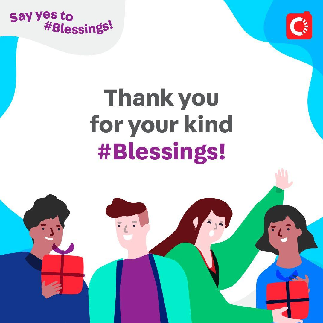 Donations for Project Chulia are now closed! Thank you for your kind #blessings!