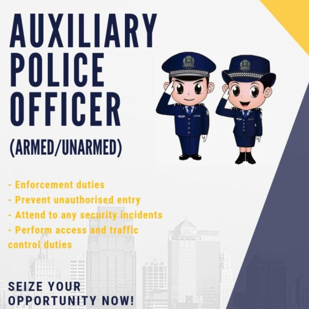 Security and Service Professionals Wanted! Apply now!