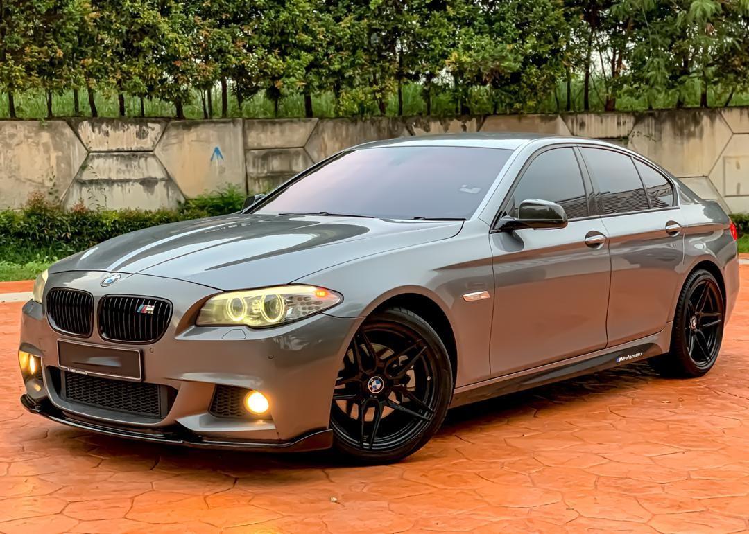 SEWA BELI>>BMW F10 M-SPORT 528i 2.0 TWIN POWER TURBO LOCAL SPEC 2013