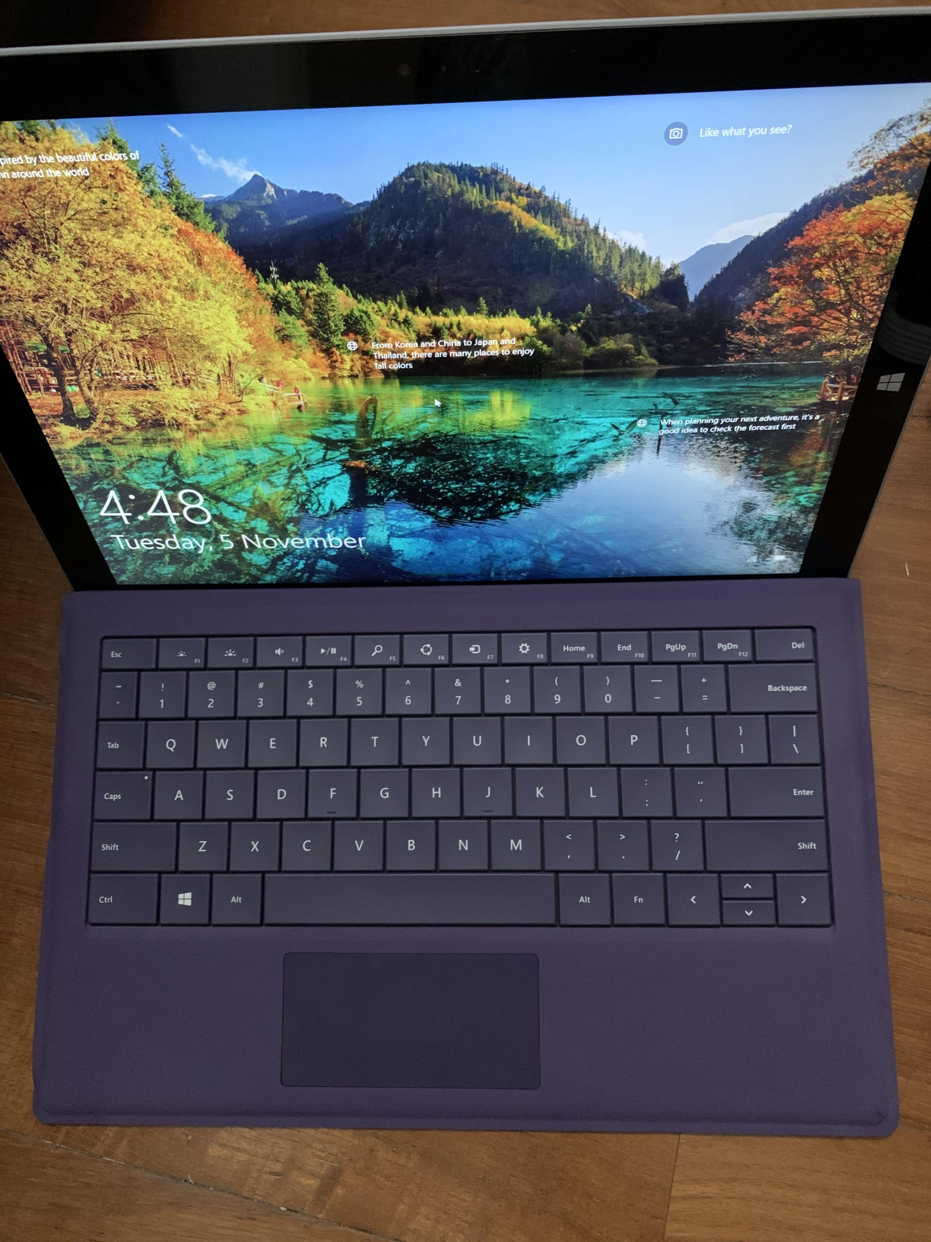 Surface Pro 3 Keyboard / Type Cover