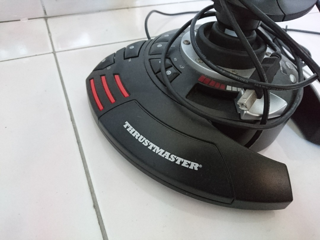 Thrustmaster T Flight Stick X Joystick for PC and PlayStation