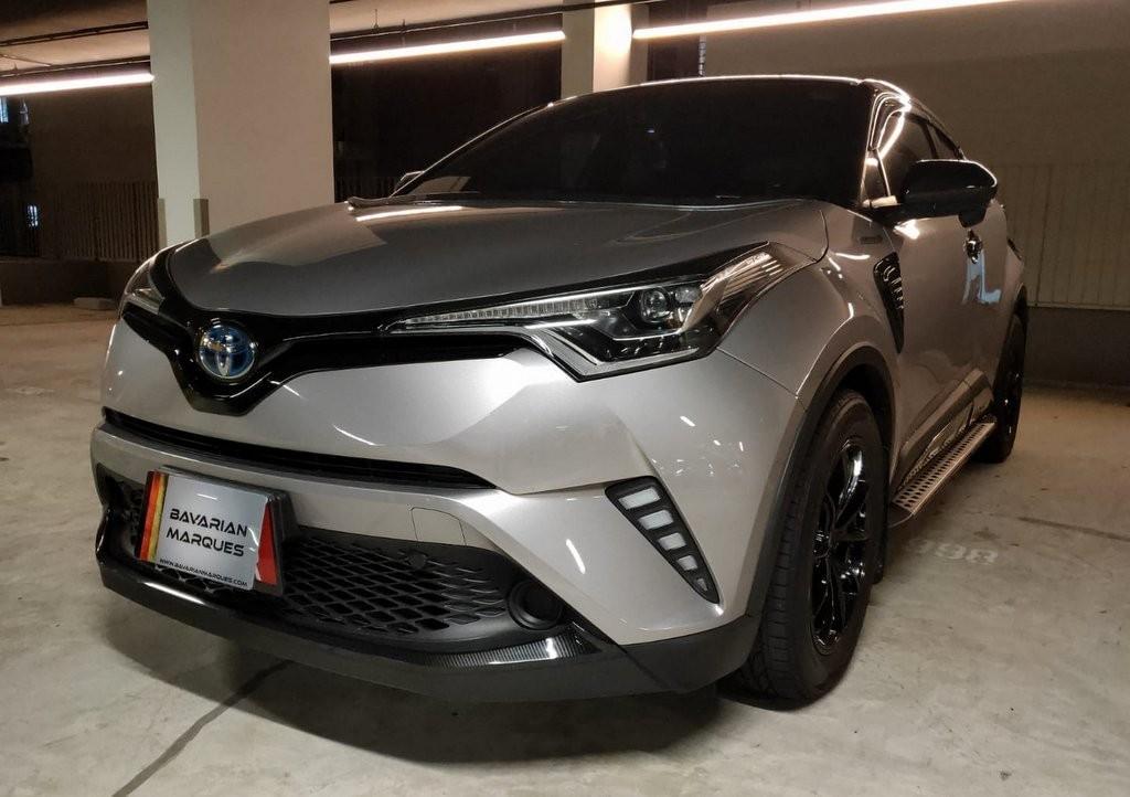 Toyota C-HR 1.8 Hybrid S LED Edition (A)