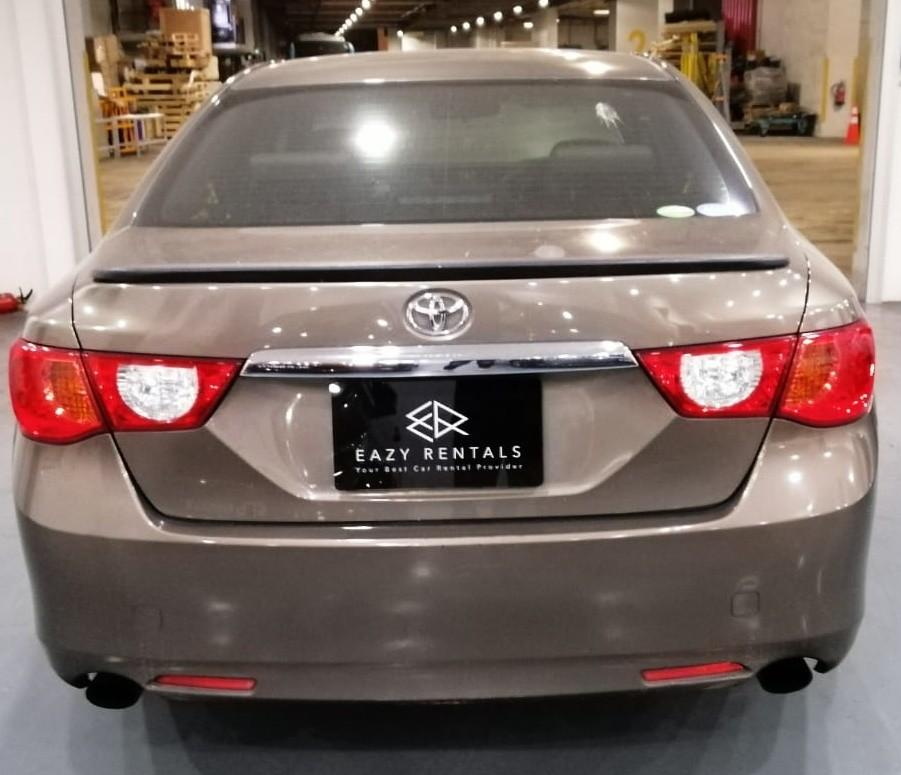 Toyota Mark X for Rent!