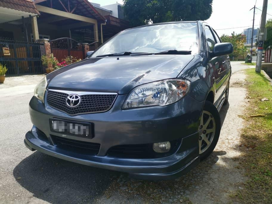 TOYOTA VIOS 1.5(A) VVT-I FACELIFT 2007_FULL BD/KIT_B/LIST BOLEH LOAN_DOWNPAYMENT 3K