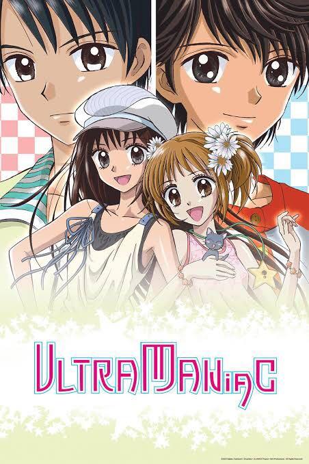 Ultra maniac - anime