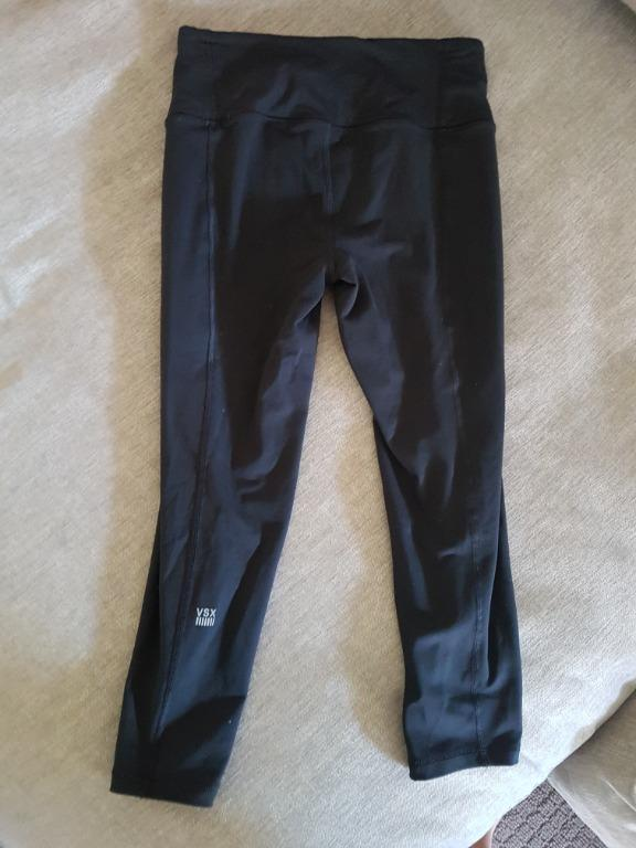 Victorias Secret High Waisted Gym Tights 7/8 Size small