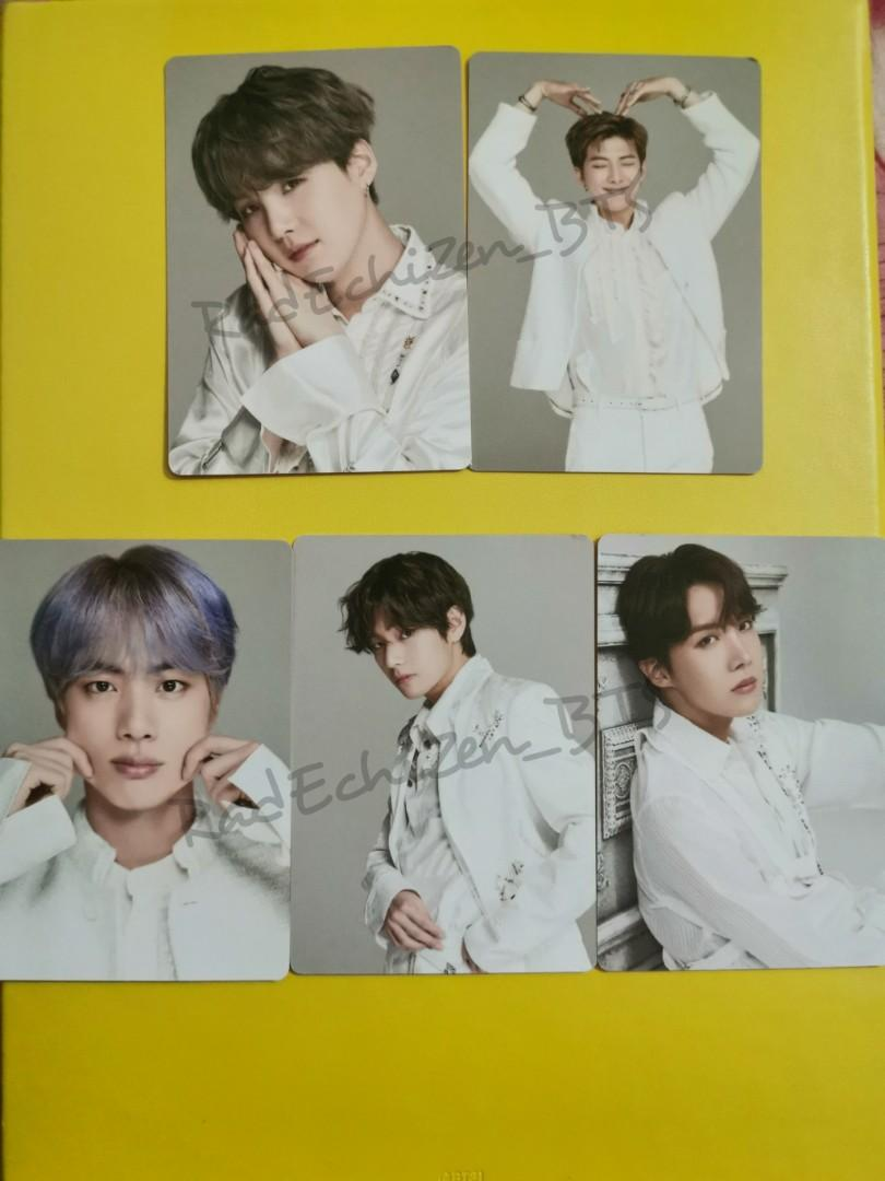 [WTT/WTS] BTS LOVE YOURSELF SPEAK YOURSELF THE FINAL MINI PHOTOCARD