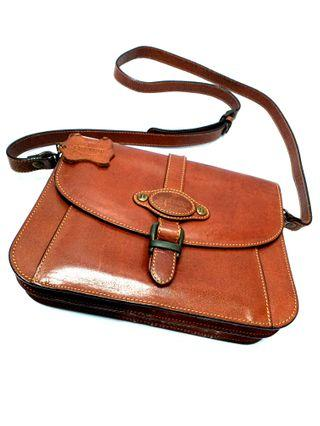 j ferdinand leather slingbag