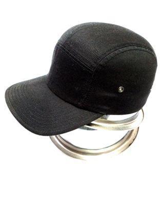 5panel Uniqlo plain cap