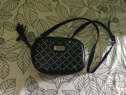 Victoria's secret studed slingbag