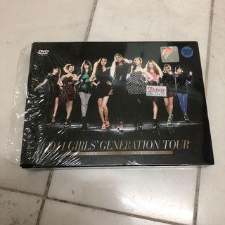 Girls Generation 2011 Tour DVD