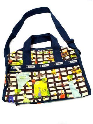 LeSportac New York slingbag