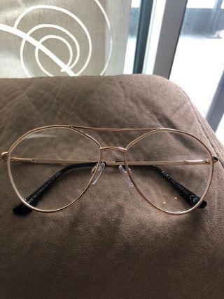 New zara glasses