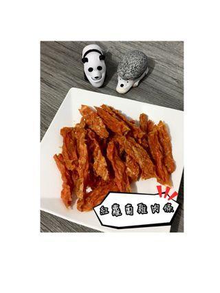 [[樂比LeBi]🔥1克1元🔥寵物手工零食-紅蘿蔔雞肉條 50g、100g