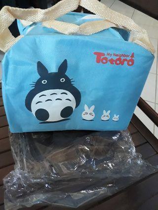 Lunch Bag motif kartun