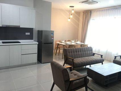 R&F Princess Cove / JB Town / studio / fully / 1900 / house for rent