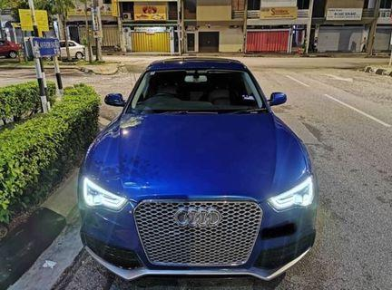 Audi A5 Available for Rent
