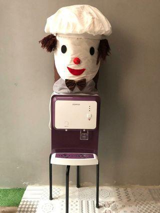Jual cepat Dispenser DENPO + Cover Doll