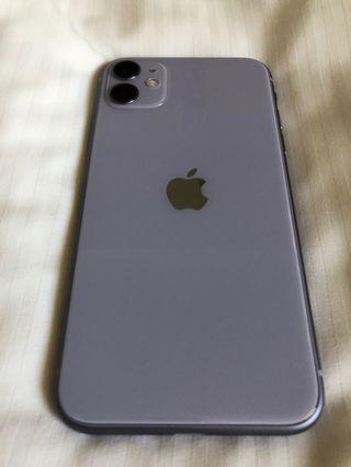 Iphone 11 Purple 128Gb Japan version (J/A)