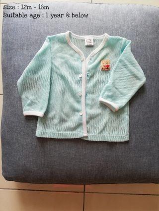 Baby pyjamas (top only)