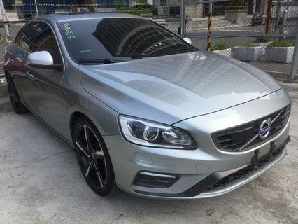 【高CP值優質車】2015年 VOLVO S60 T5 R-Design【經第三方認證】【車況立約保證】