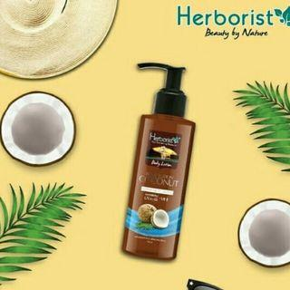 Body Lotion Coconut Herborist