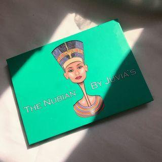 Juvia's place Nubian 眼影盤
