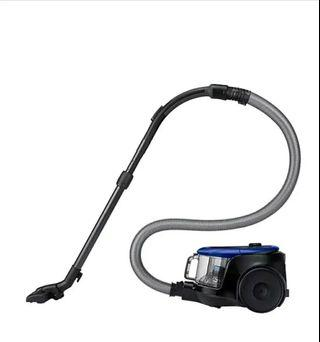 Samsung Canister Vacuum Cleaner with Twin Chamber System, 1800W