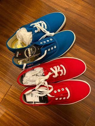 全新AirWalk 帆布鞋