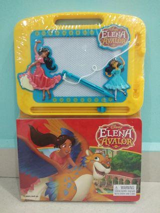 Disney Elena Avalor (include magnetic drawing pad)