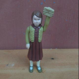 Chronicles Of Narnia Lucy Figure Happy Meal Mc Donald 2005