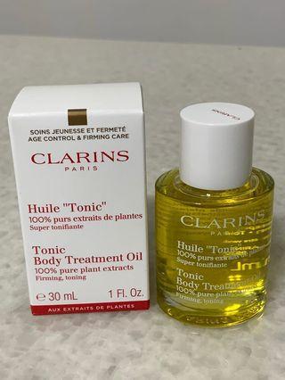 CLARINS克蘭詩身體調和護理油30ml