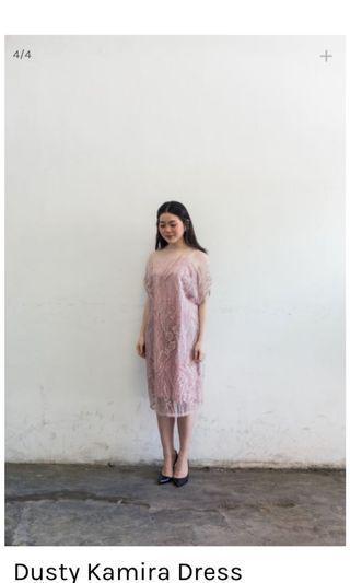 Dusty Pink Kamirs Dress