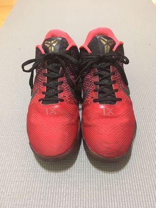 Nike kobe11阿基里斯