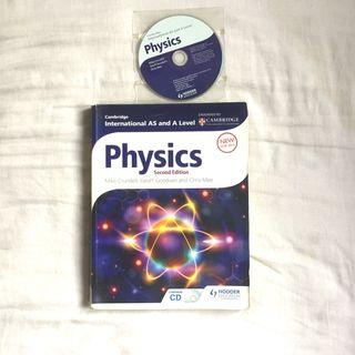 AS and A Level Physics Textbook