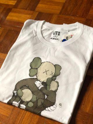 UT x Kaws t shirt