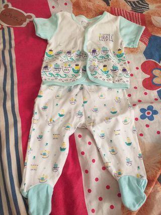 Set baby 0-3bulan