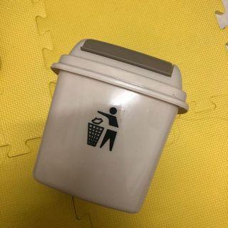 [二手]桌上型垃圾桶