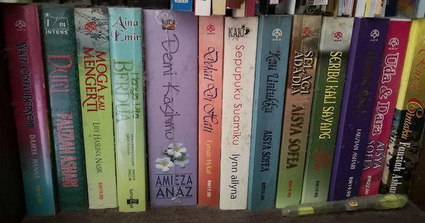 Novels Malay Fiction #Betul2Free