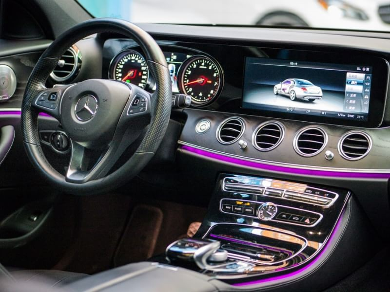 17年式選配價值高 E300 AMG