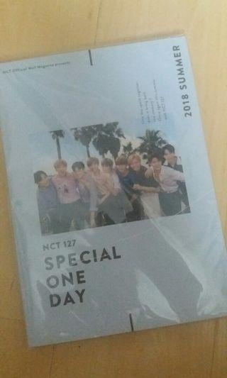 NCT 127 SPECIAL ONE DAY JAPAN PHOTOBOOK
