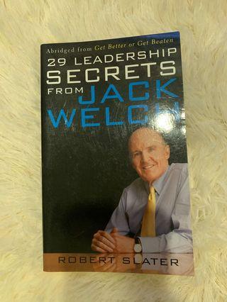 29 leadership secrets