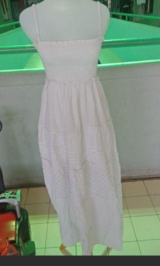 White dress #promosidress