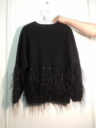 DKNY羊毛衫
