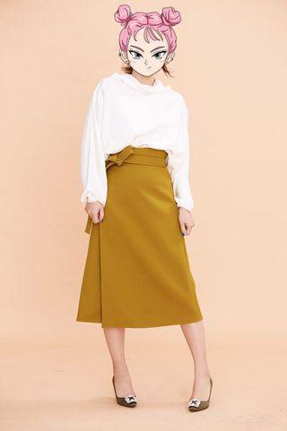 Celine羊毛裙