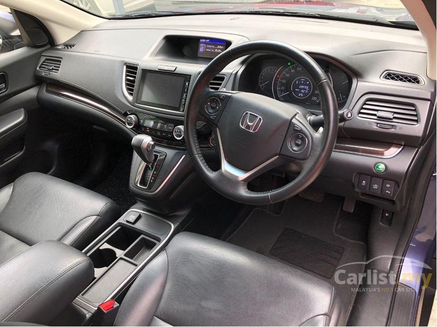 2015 Honda CR-V 2.4 (A) Facelift One Owner Full Honda Service Record       http://wasap.my/601110315793/Crv2015