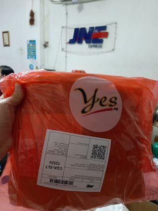Paket sudah dikirim jne tgl 6-11-2019 Jakarta - selatan