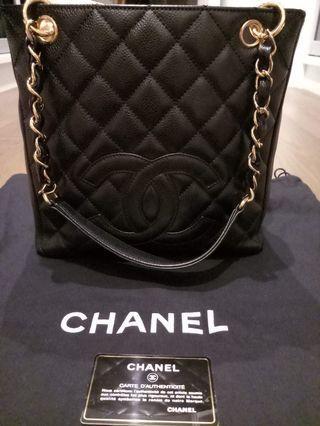 Chanel荔枝紋豆腐包